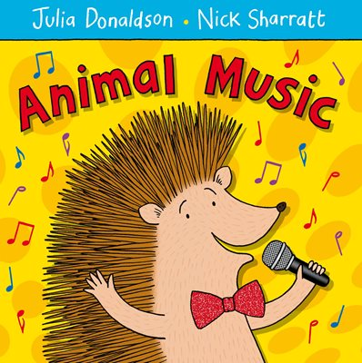 Book cover for Animal Music